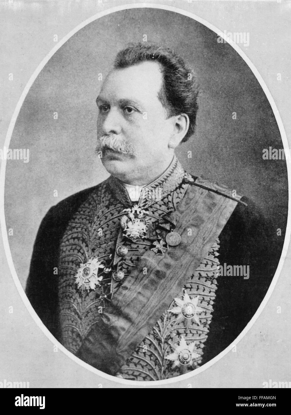Pleve Vyacheslav Konstantinovich: biography 1
