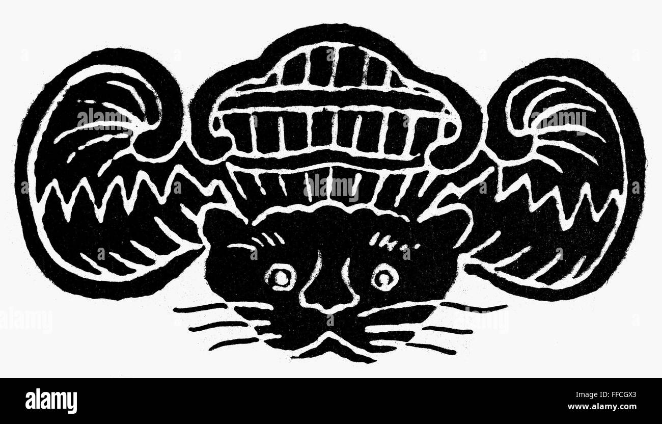 Chinese Symbol Luck Ntiger A Chinese Symbol Of Luck And Wealth