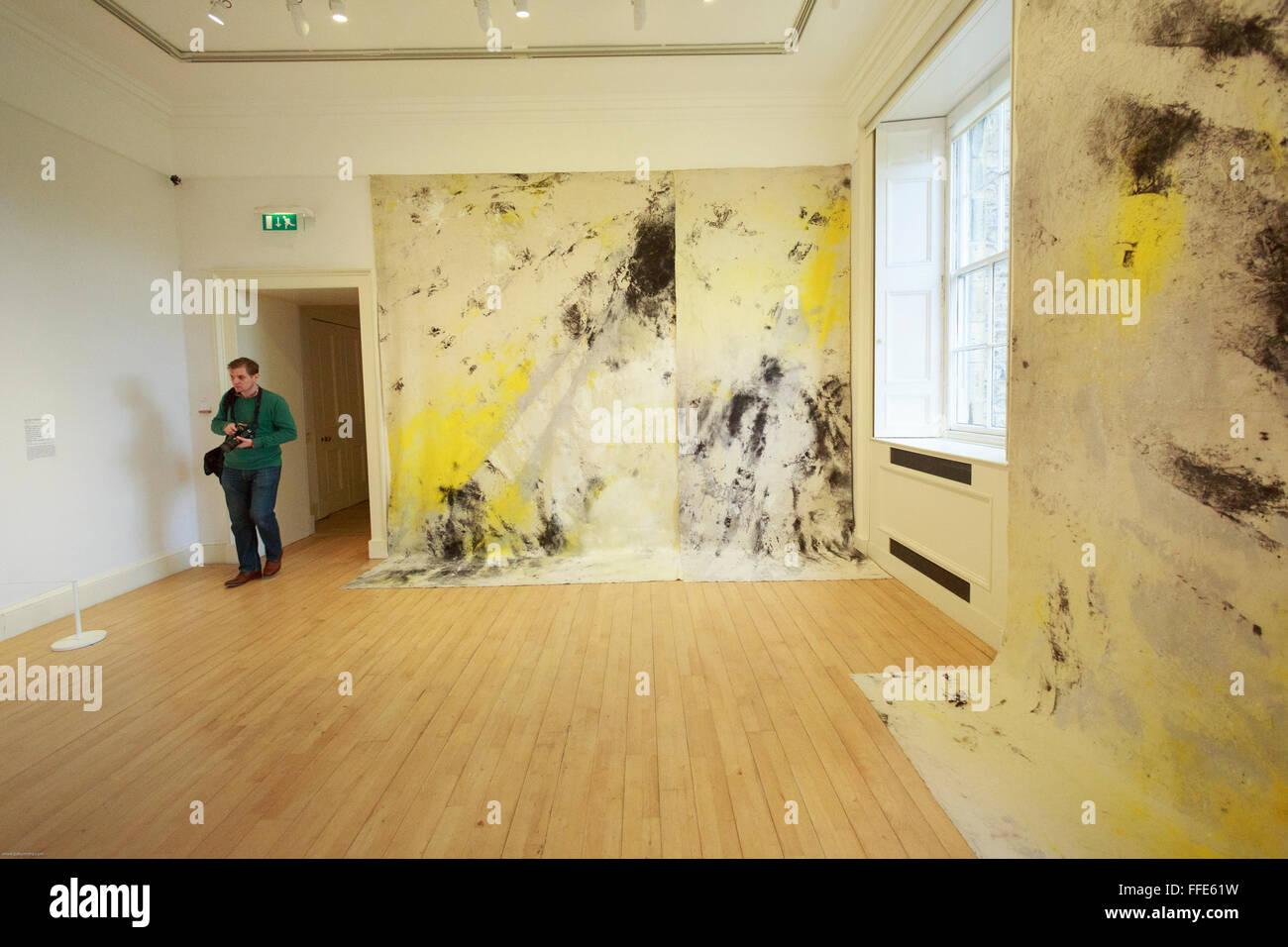 Scottish National Gallery Of Modern Art One Stock Photos & Scottish ...