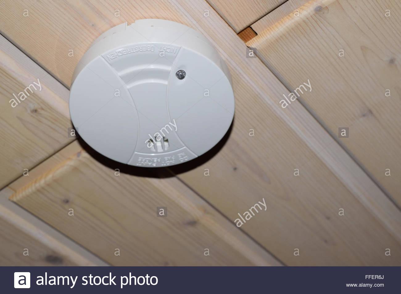 Carbon Monoxide Alarm Stock Photos Carbon Monoxide Alarm Stock