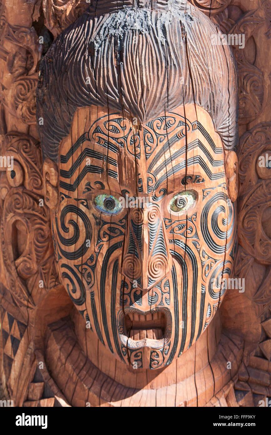 Traditional Maori Art: Te Puia (New Zealand Maori Arts & Crafts Institute