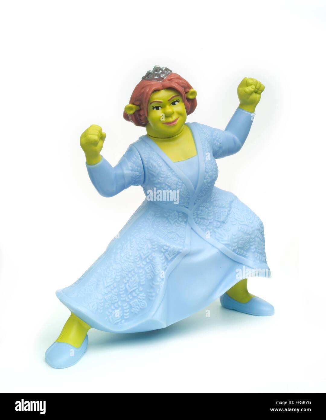 Shrek And Fiona Stock Photos & Shrek And Fiona Stock Images - Alamy