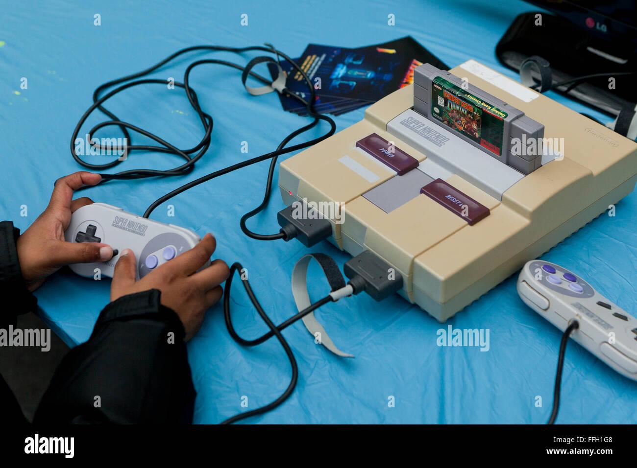 Nintendo Entertainment System Stock Photos Nintendo Entertainment