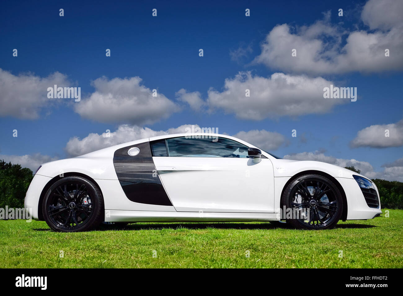 Outside Audi Stock Photos Outside Audi Stock Images Alamy