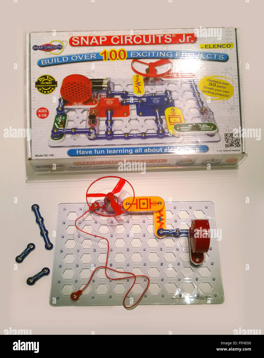 Games Kit Stock Photos Images Alamy Learn About Electronics With Snap Circuits Junior Rochester New York Strong Museum Of Play