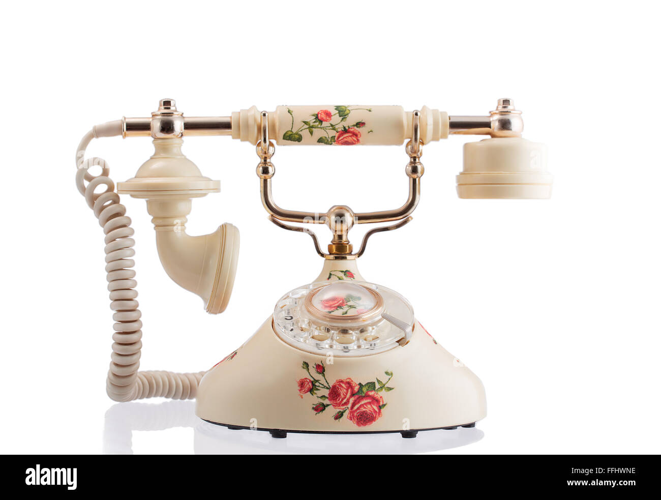 Telephone. - Stock Image
