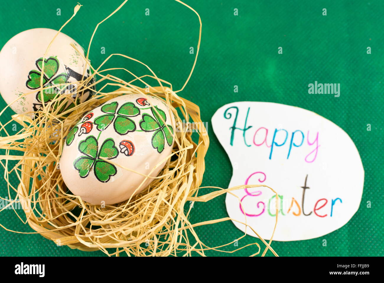 Irish Easter Egg High Resolution Stock Photography and Images - Alamy
