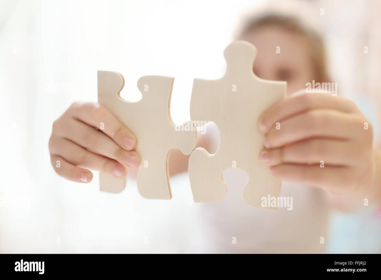 Puzzle Pieces Stock Photos & Puzzle Pieces Stock Images - Alamy