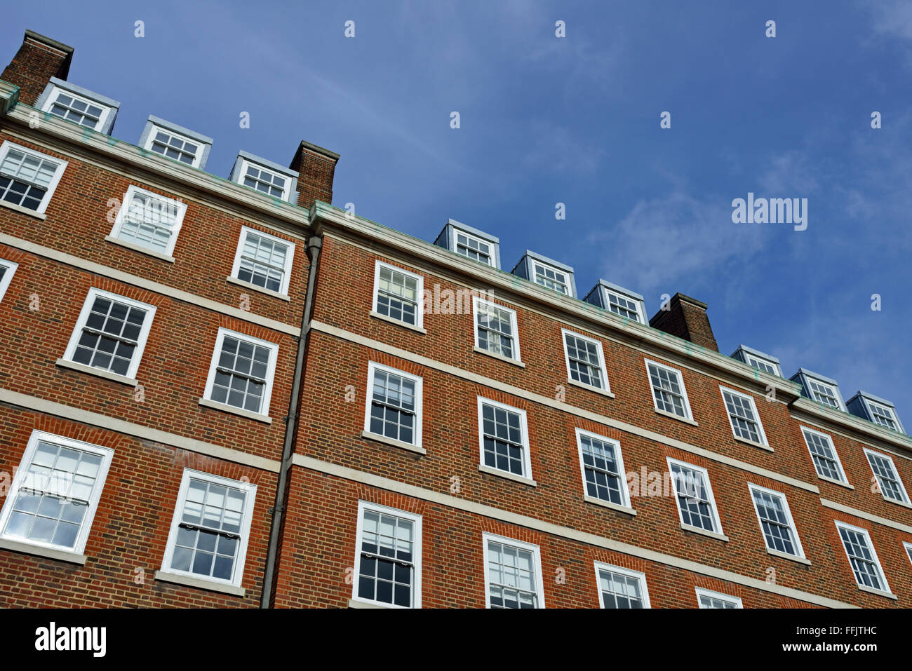 Pump Court, The Temple area, City of London, United Kingdom - Stock Image