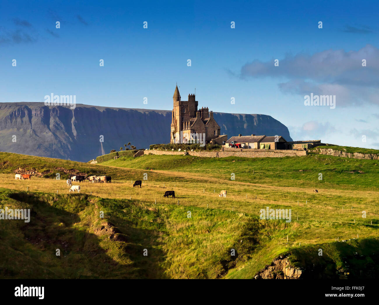 Mountbatten Castle Ireland High Resolution Stock Photography And Images Alamy
