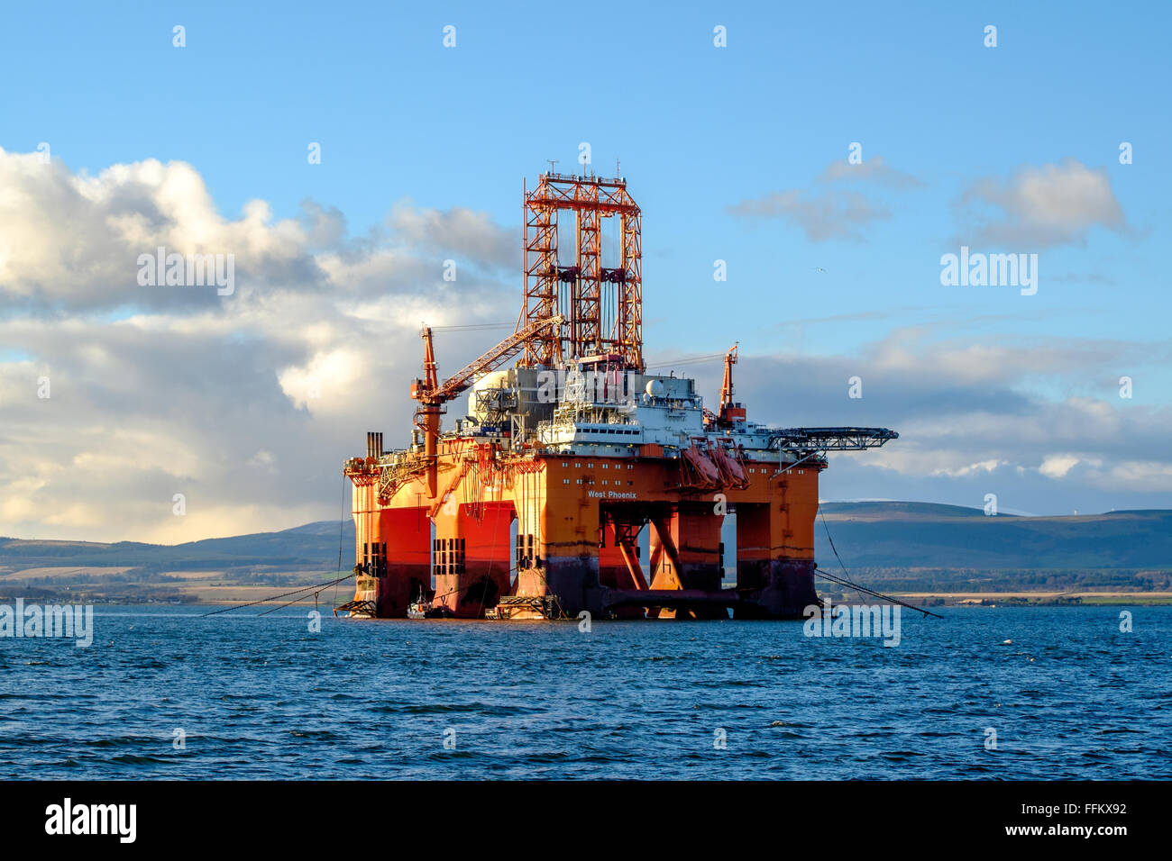 Oil Rig Stock Photos & Oil Rig Stock Images - Alamy