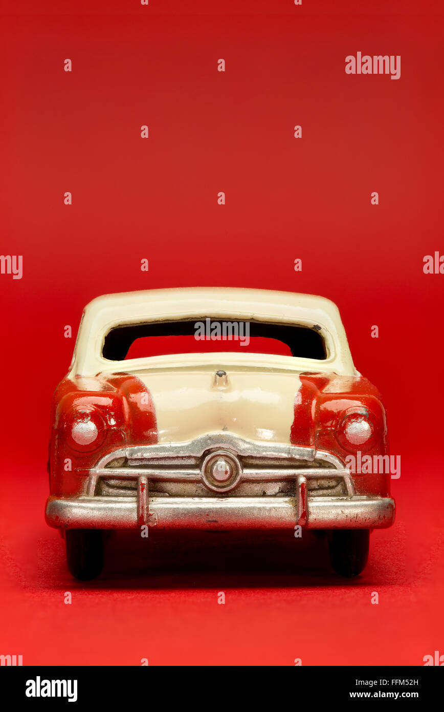 Ford Fordoor Dinky Diecast Toy Car Stock Photo
