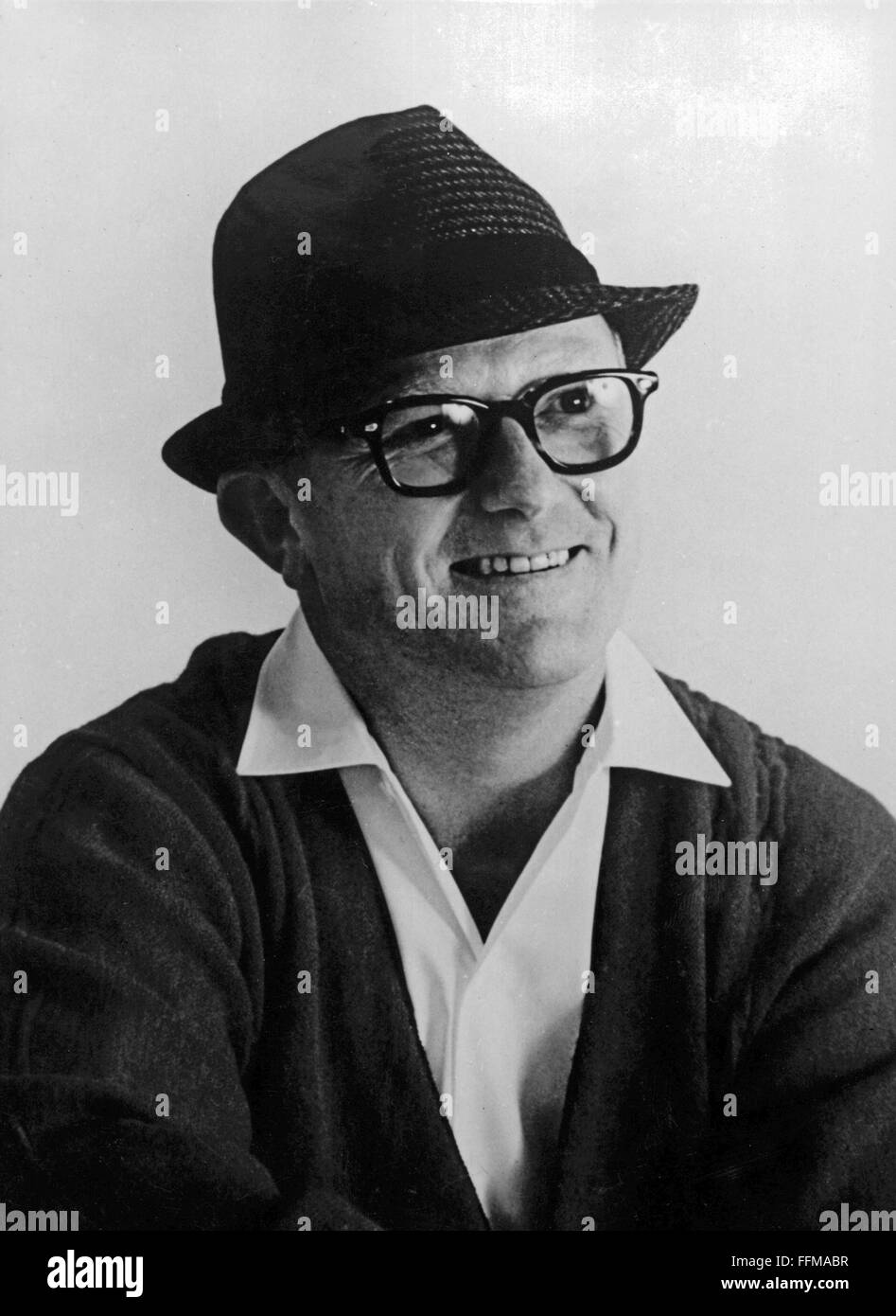Vaughn, Billy, 12.4.1919 - 26.9.1991, American musician and singer, portrait, 1950s, Additional-Rights-Clearances - Stock Image