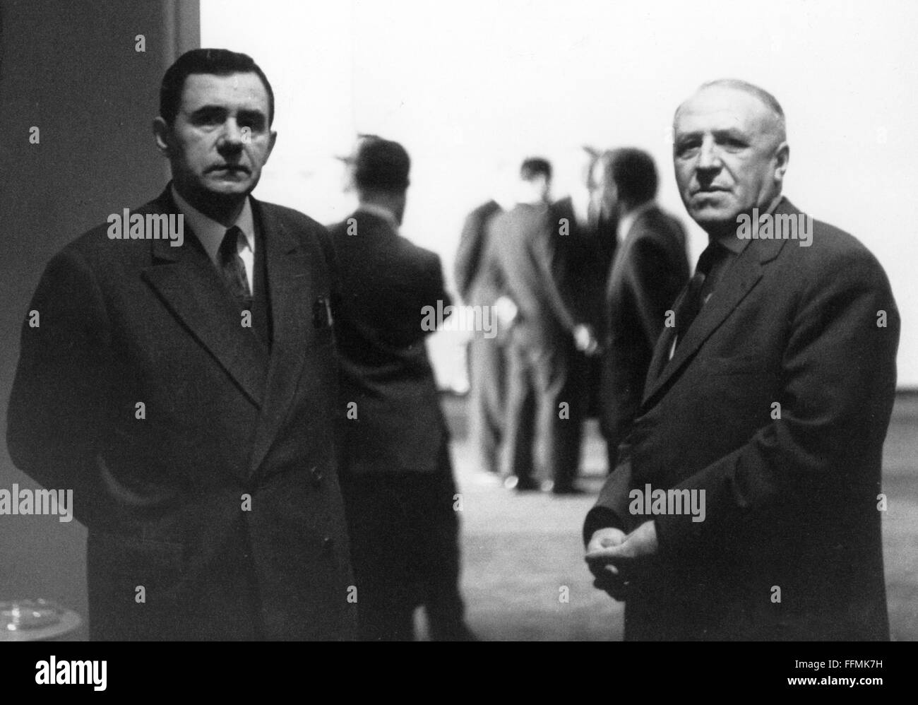 Gromyko, Andrei Andreyevich, 18.7.1909 - 2.7.1989, soviet politician (CPSU), foreign minister of the USSR 14.2.1957 - Stock Image