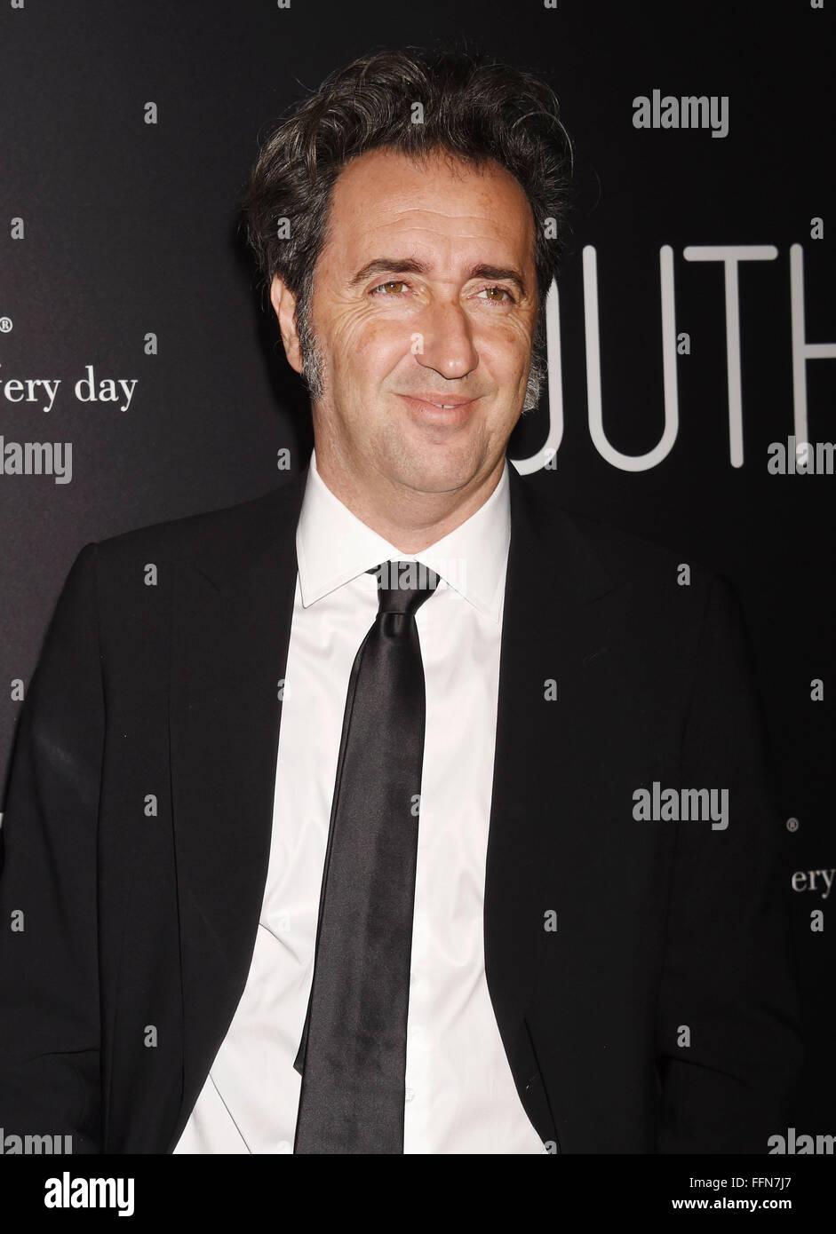 Paolo Sorrentino gilbarco