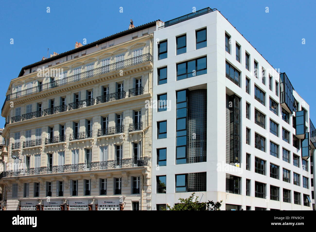 geography / travel, France, Marseille, Rue Francois, , Additional-Rights-Clearance-Info-Not-Available - Stock Image