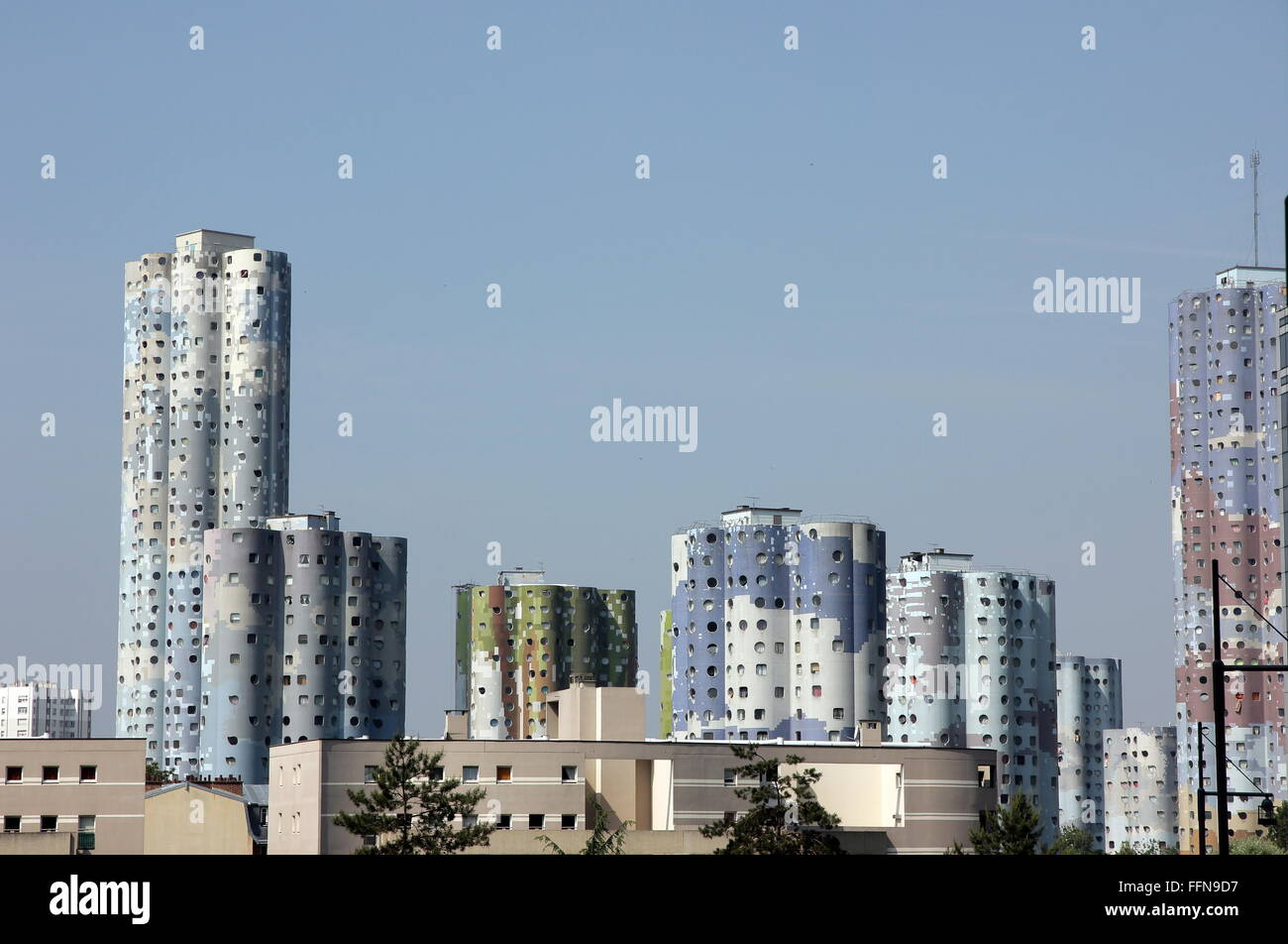 geography / travel, France, Paris, La Defense, Editorial-Use-Only - Stock Image