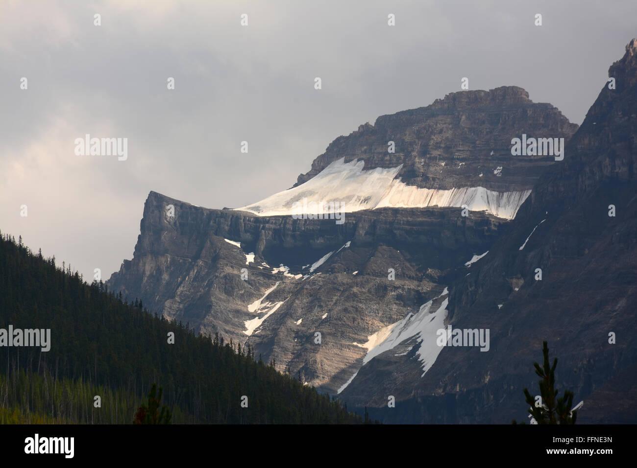 Kootenay national Park - Stock Image
