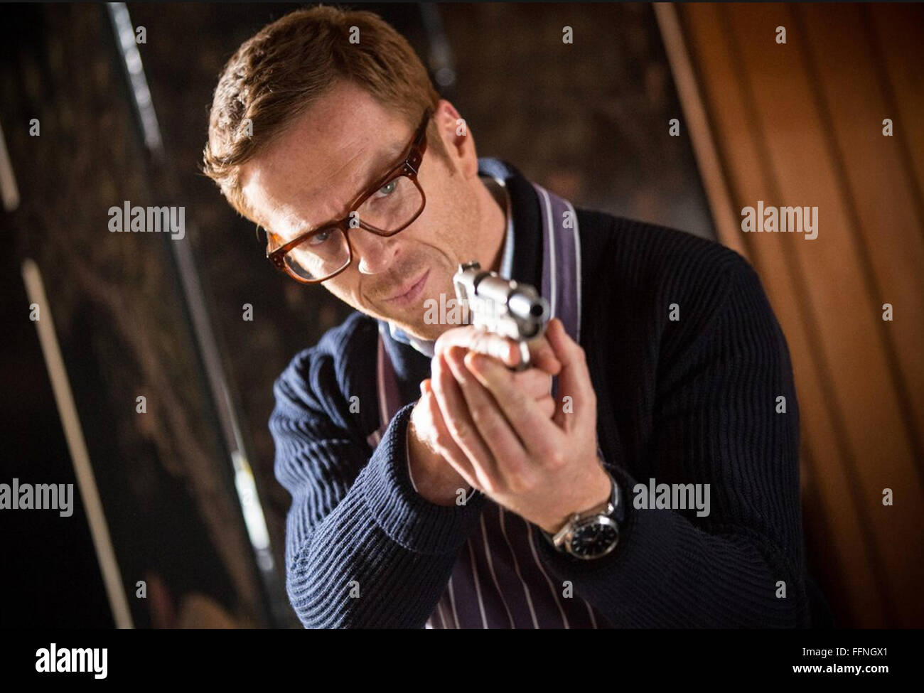 OUR KIND OF TRAITOR  2016 The Ink Factory film with Damian Lewis Stock Photo