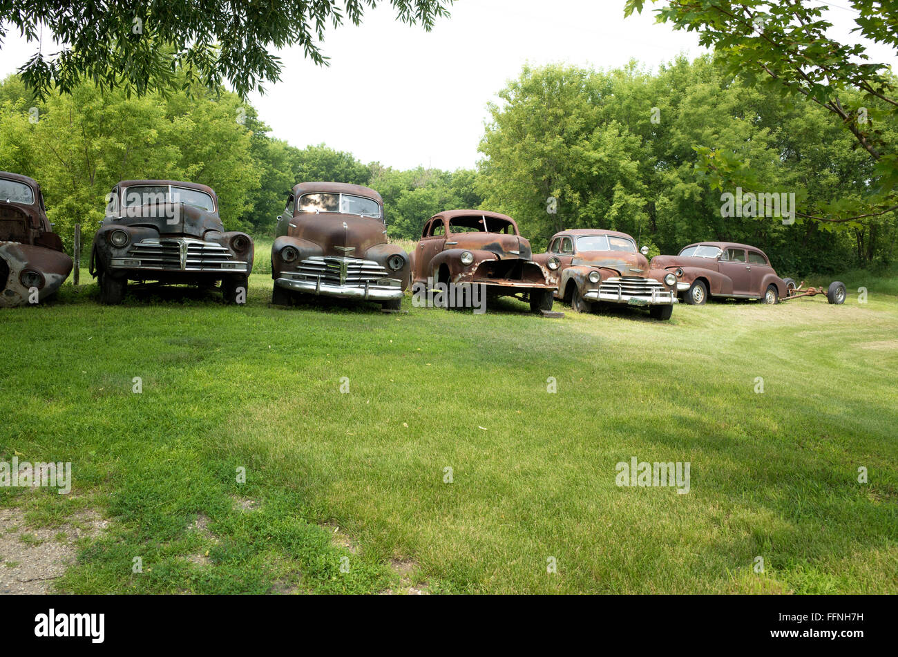 Rusting Cars Stock Photos & Rusting Cars Stock Images - Alamy