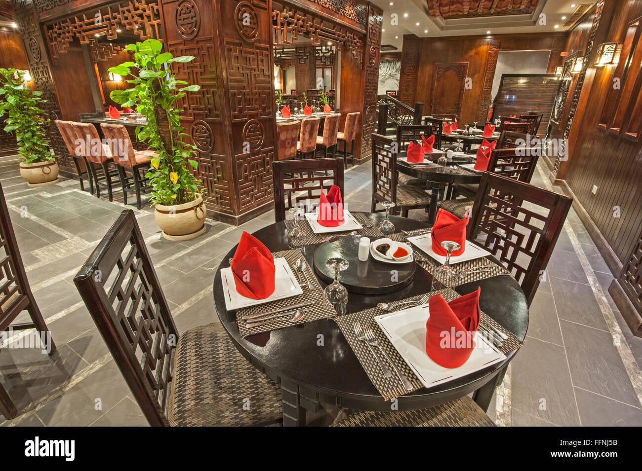 Interior Design Of A Luxury Hotel Asian Restaurant Dining Area With Stock Photo Alamy,Design Your Own Koozies No Minimum