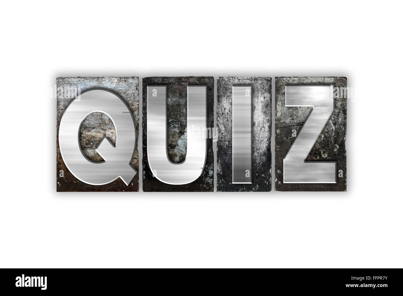 Trivia Quiz Cut Out Stock Images & Pictures - Alamy