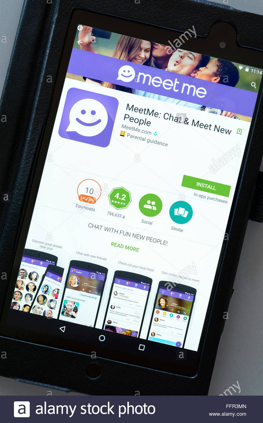meetme app android