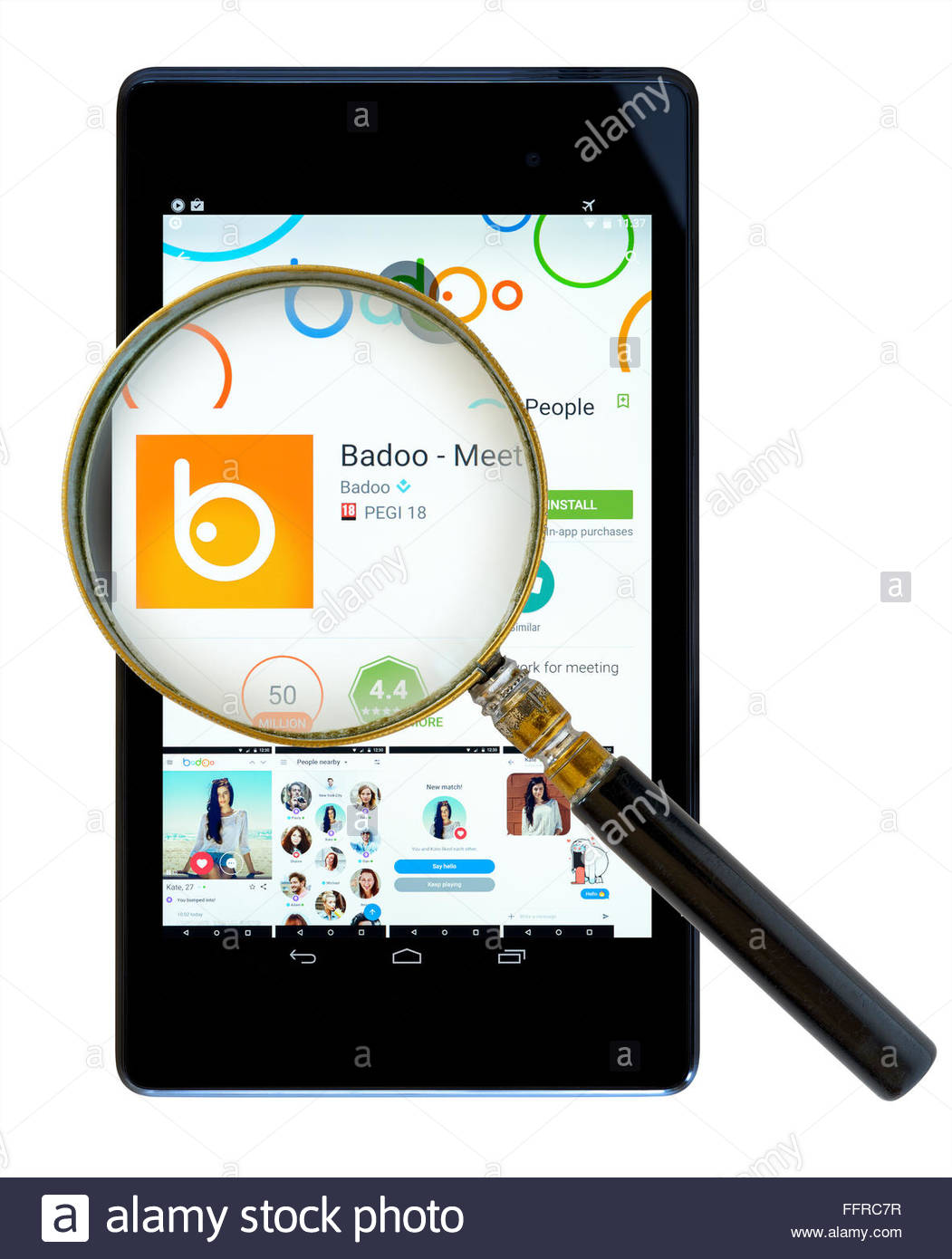 badoo application free download for android