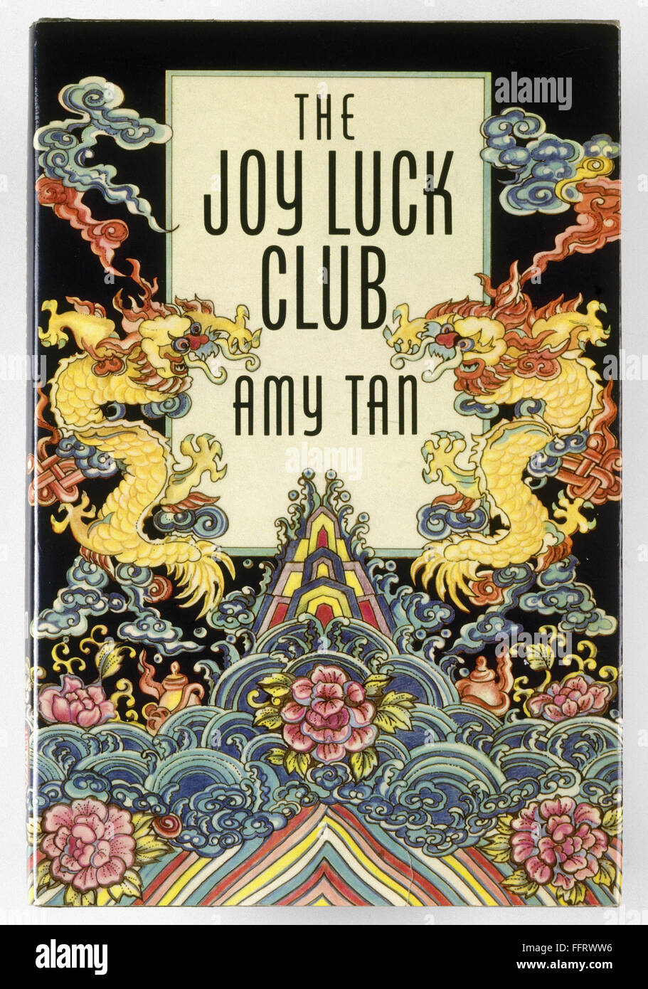 the inseparable relationship of a mother and a daughter in amy tans novel the joy luck club Amy tan, bestselling author of the joy luck club, talks to lisa allardice about luck, the perils of life as a 'writer of colour' - and why her dead mother narrates her latest novel.