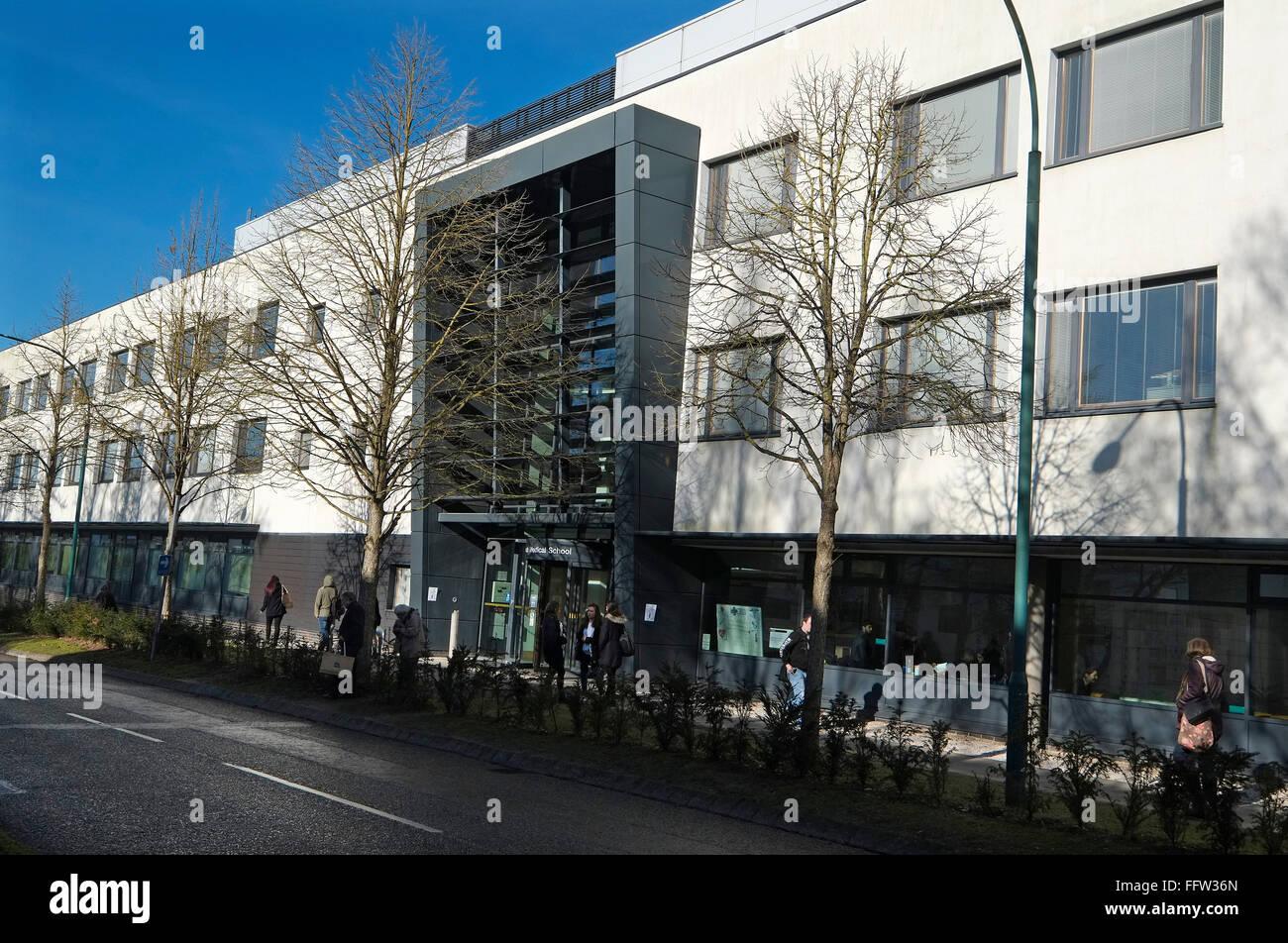 norwich medical school, uea, norfolk, england - Stock Image