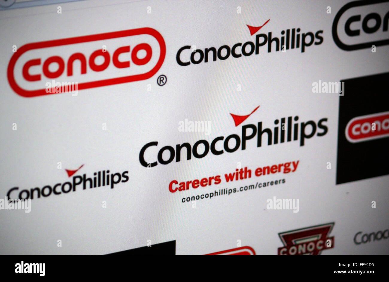 Conoco Stock Photos & Conoco Stock Images - Alamy