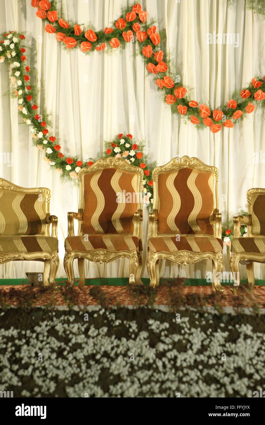 Indian Wedding Reception Stock Photos Indian Wedding Reception