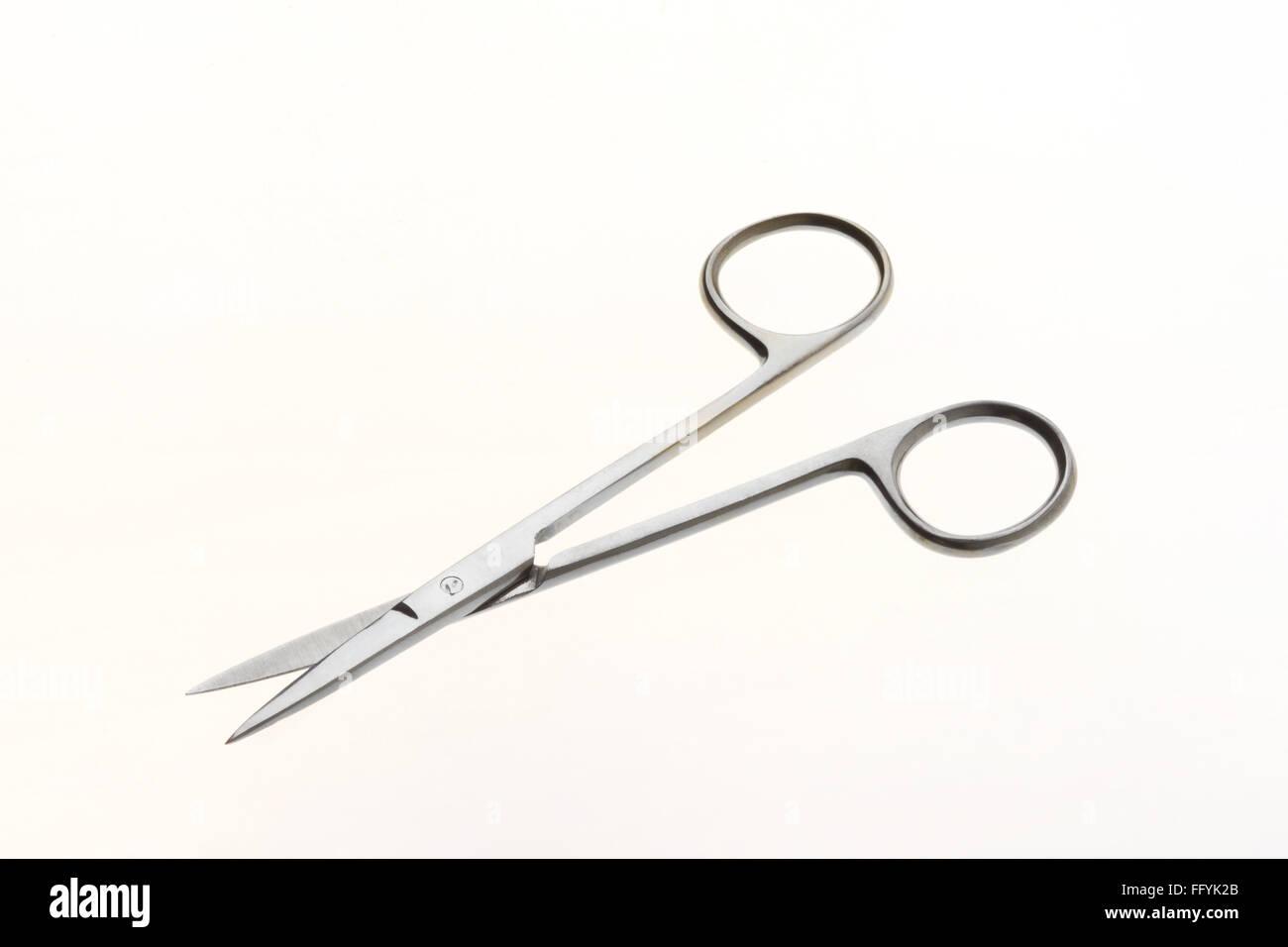 Scissor India - Stock Image