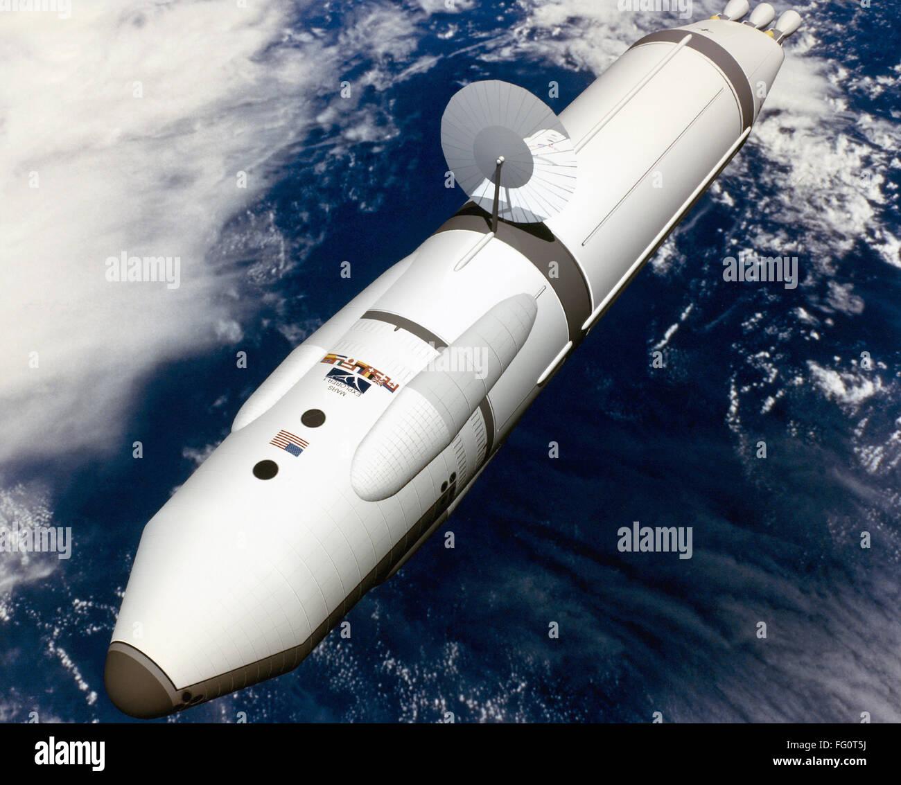 nasa future spaceship - 750×600