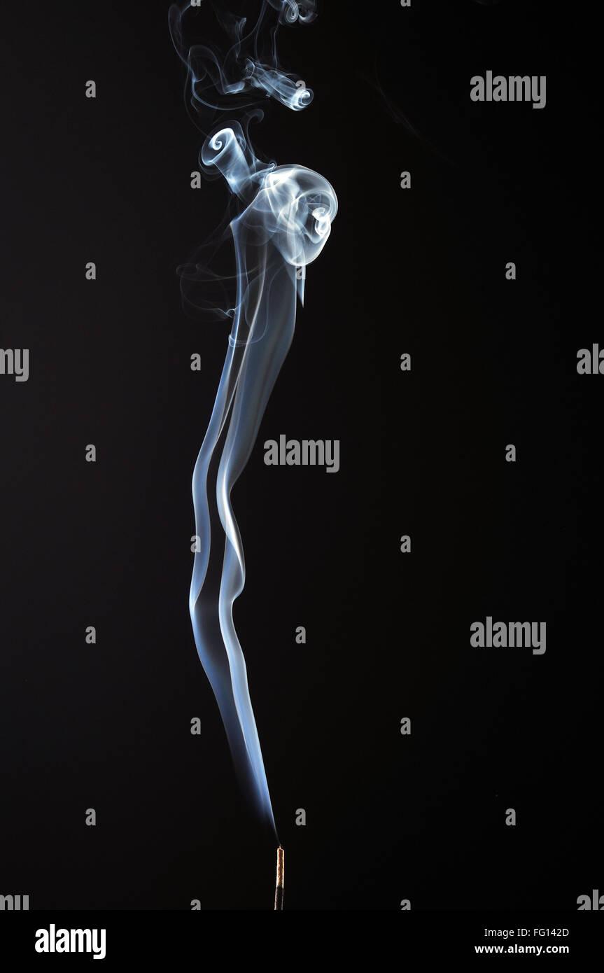 smoke India - Stock Image