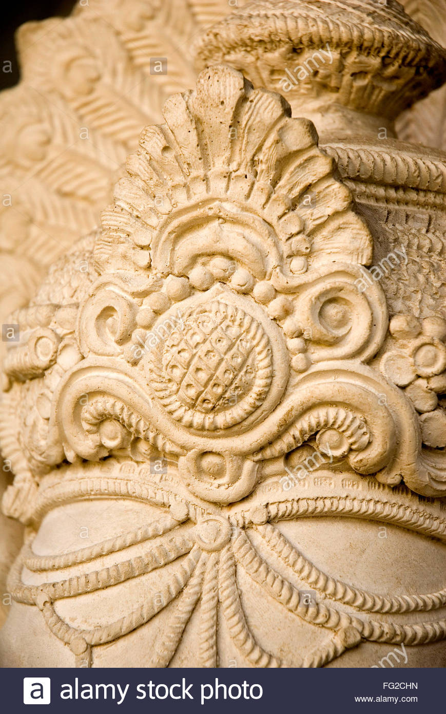 Plaster Of Paris Sculpture Stock Photos & Plaster Of Paris Sculpture ...