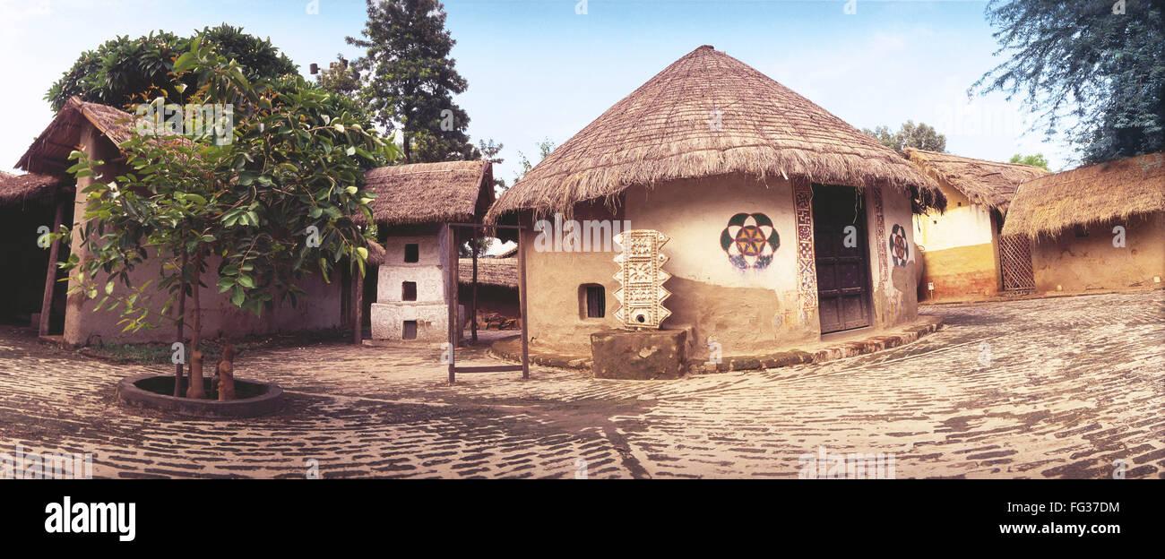 Andhra Pradesh Village Stock Photos & Andhra Pradesh Village
