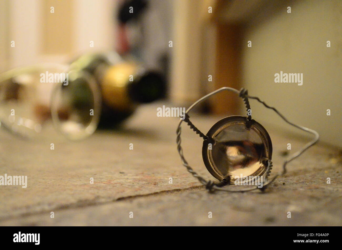 Drink - Stock Image