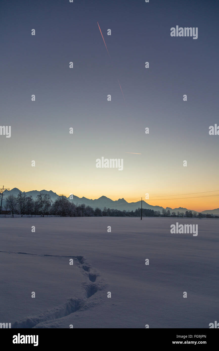 geography / travel, Germany, Bavaria, Schwangau, Additional-Rights-Clearance-Info-Not-Available - Stock Image