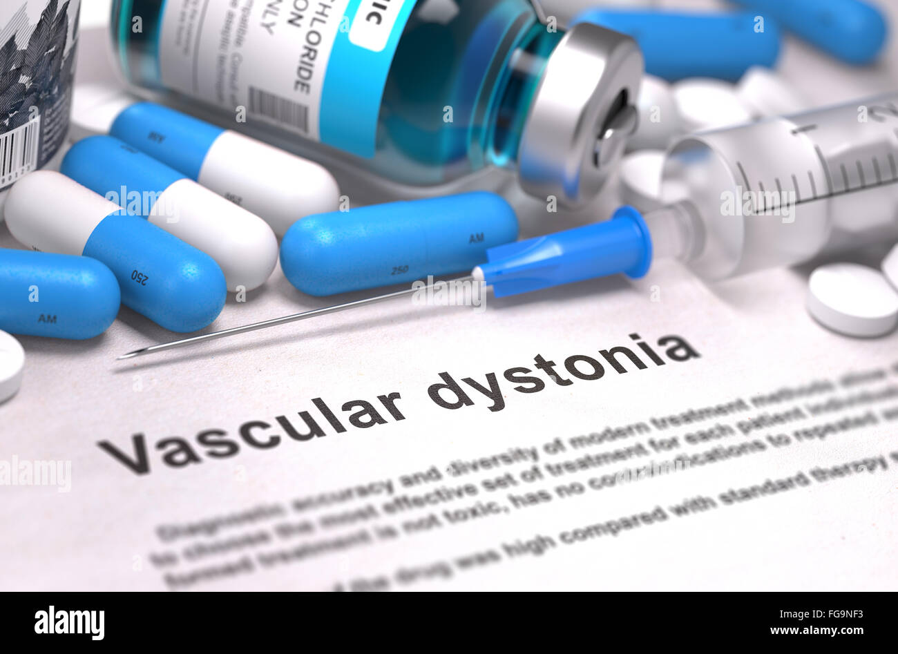 What is vascular dystonia How to treat it 93