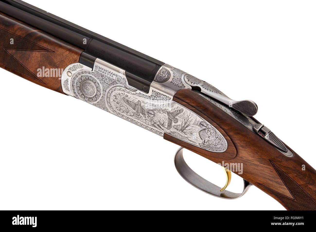 Beretta 687 EELL Diamond Pigeon 28ga.
