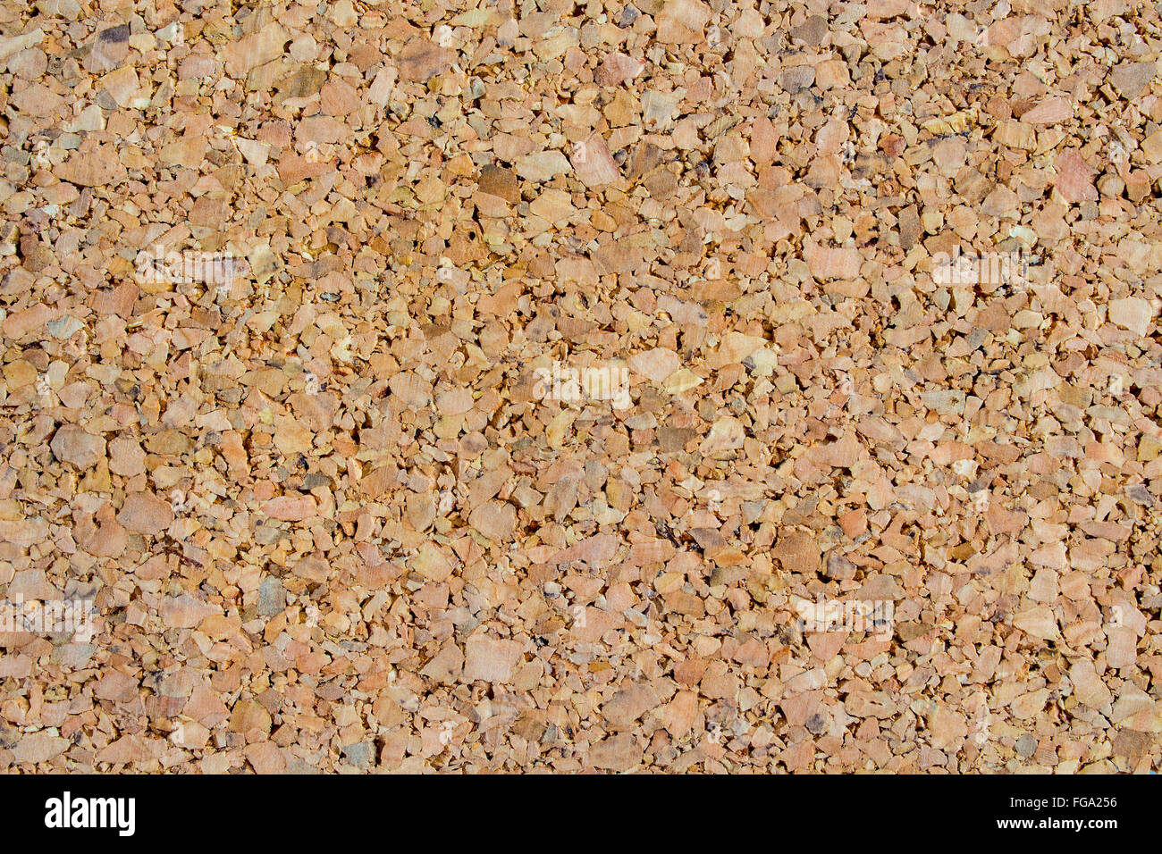 Bulletin Board Background Texture - Stock Image