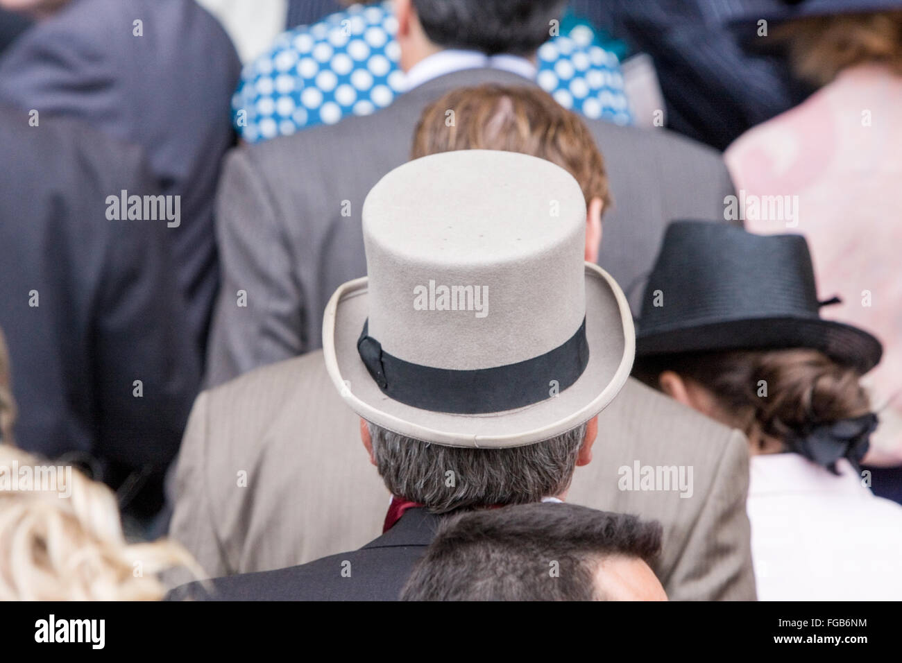 Royal Ascot horse race meeting,Ascot,Berkshire,England,U.K. Europe. - Stock Image