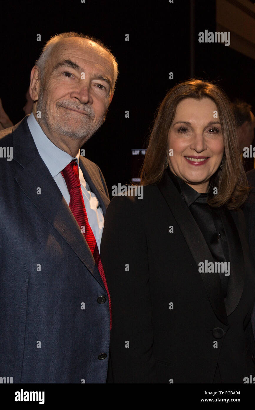 482b293cdec James Bond producers Michael G. Wilson and Barbara Broccoli. The first part  of Christie s charity auction of James Bond 007 Spectre Memorabilia  realised GBP ...