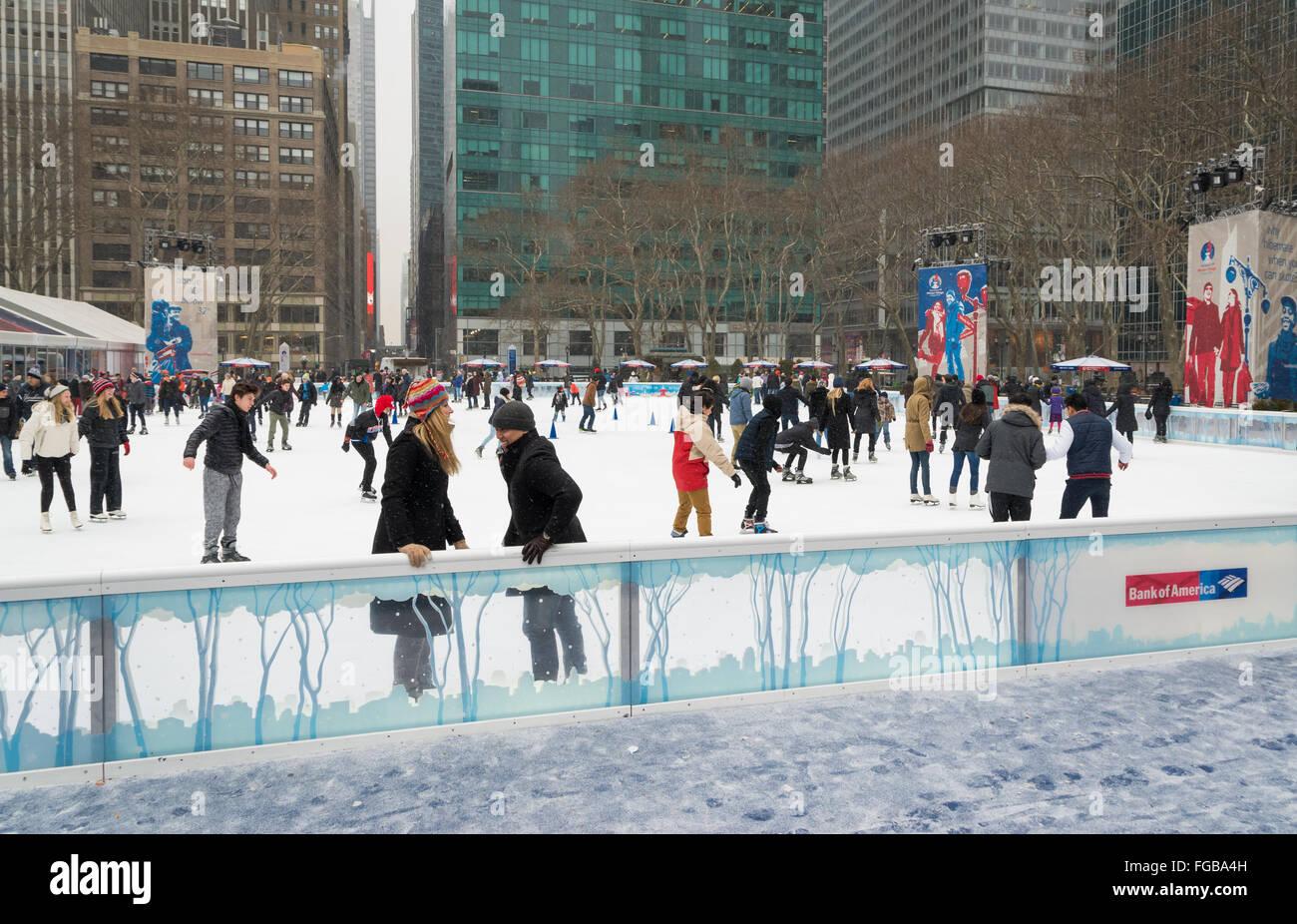 Bryant park skating coupons