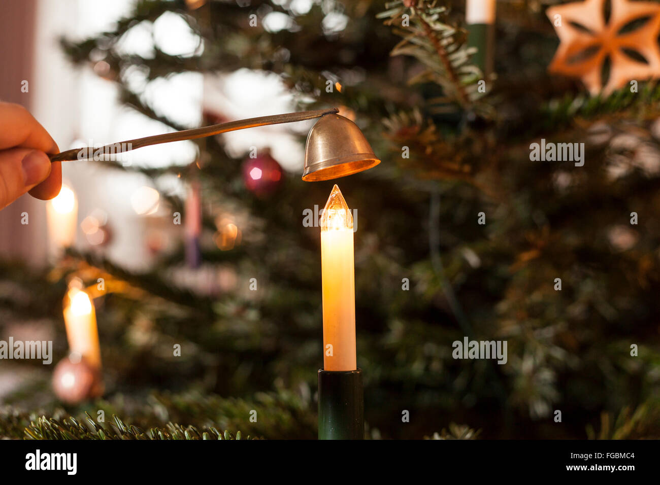 Electric Candle Stock Photos Electric Candle Stock Images Alamy