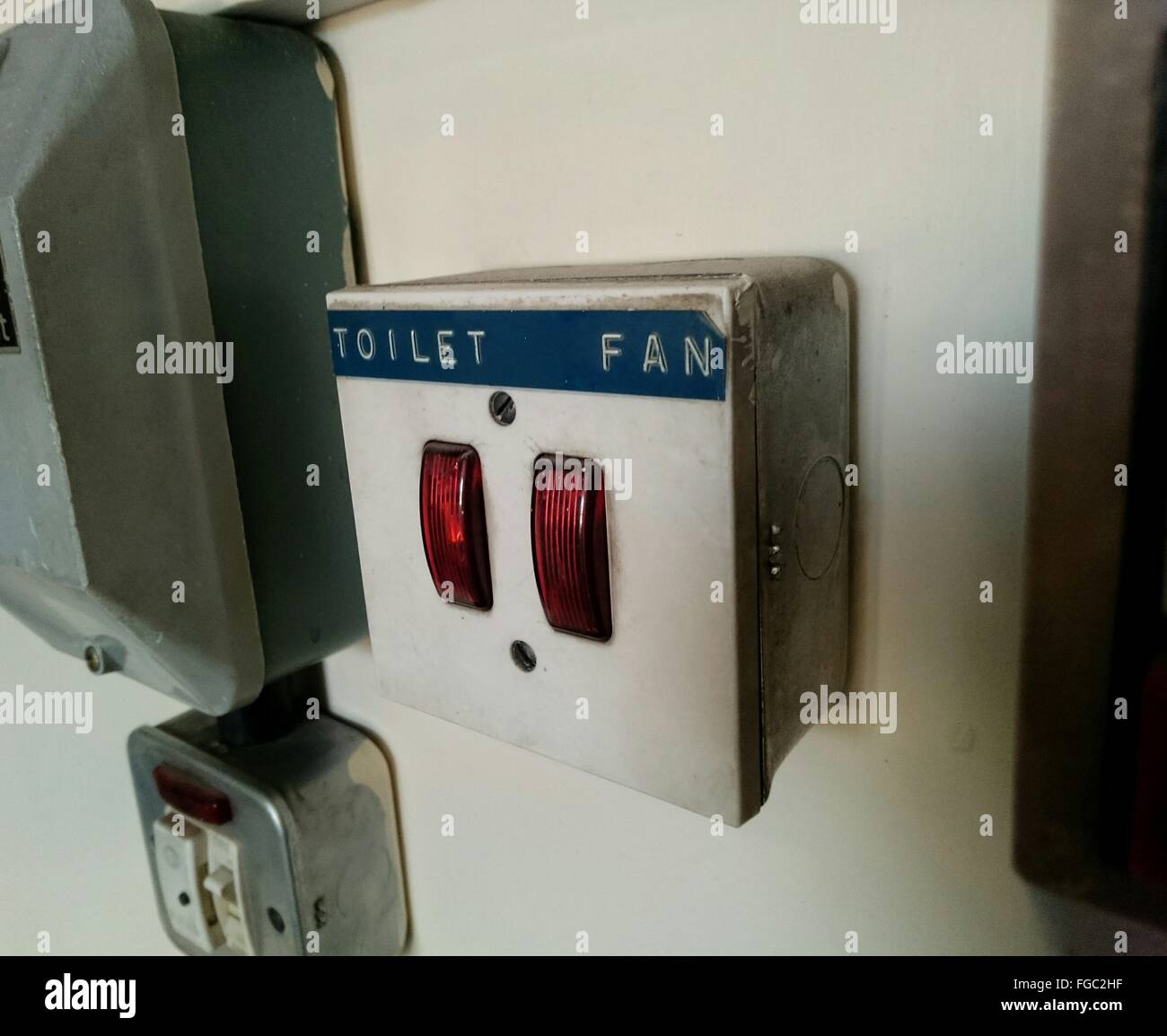 Electric Switches Stock Photos & Electric Switches Stock Images - Alamy