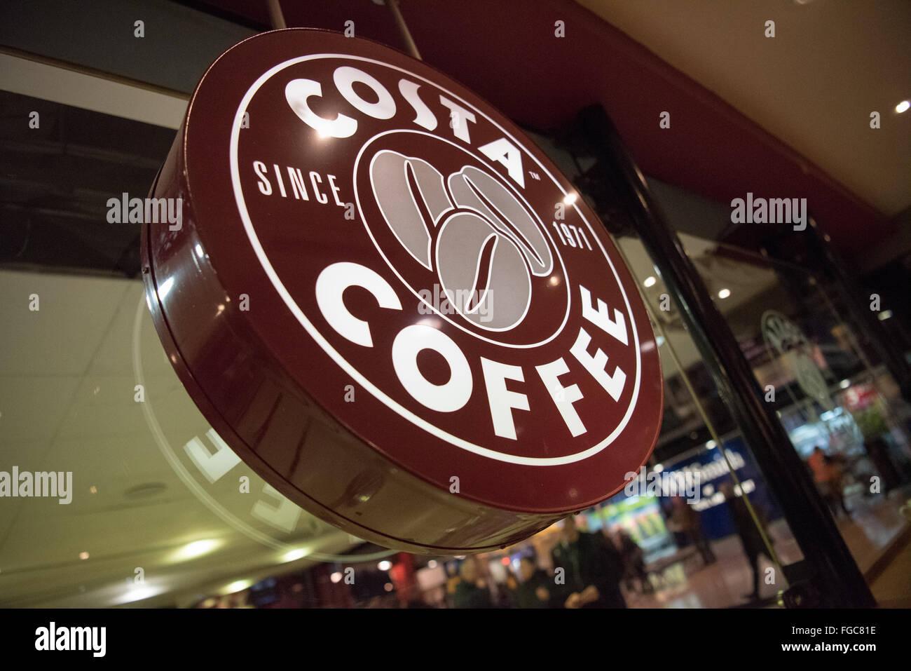 Barista Coffee Shop Stockport