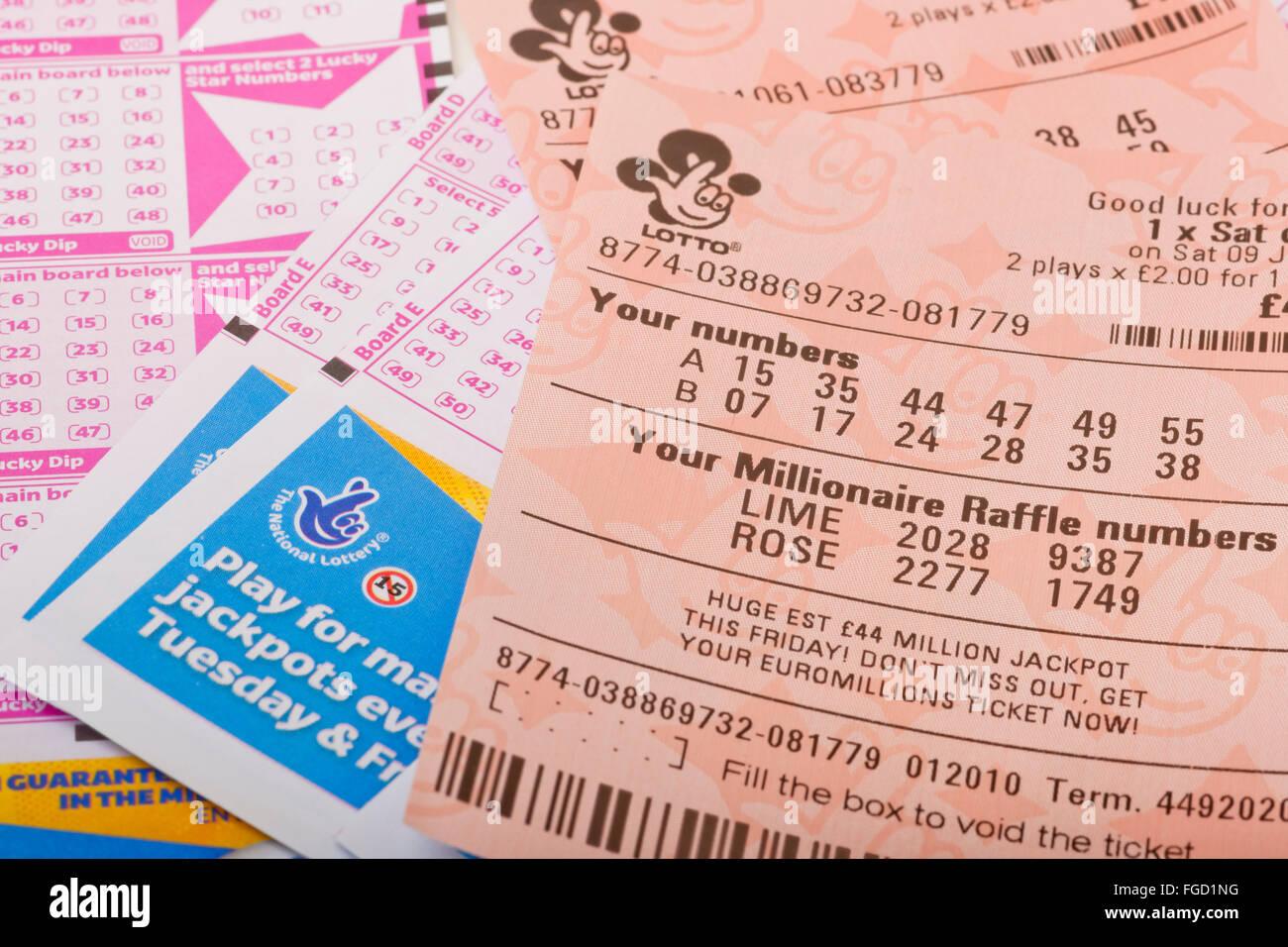 Lotto England