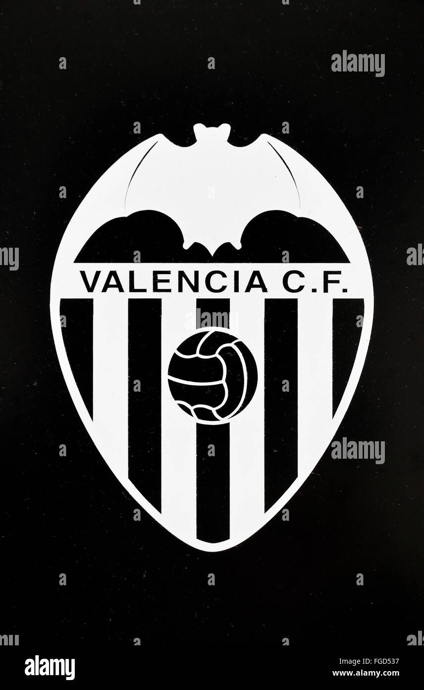 Bat logo stock photos bat logo stock images alamy for Fondo de pantalla valencia cf